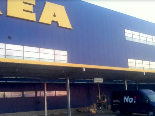 IKEA dostava i montaža nameštaja