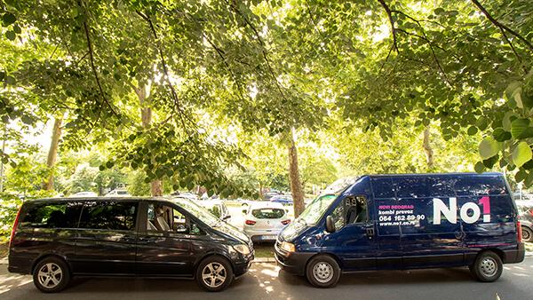 Kombi vozila za prevoz putnika i robe